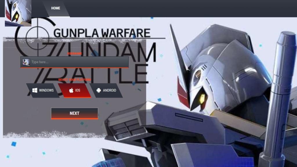GUNDAM BATTLE GUNPLA WARFARE cheats