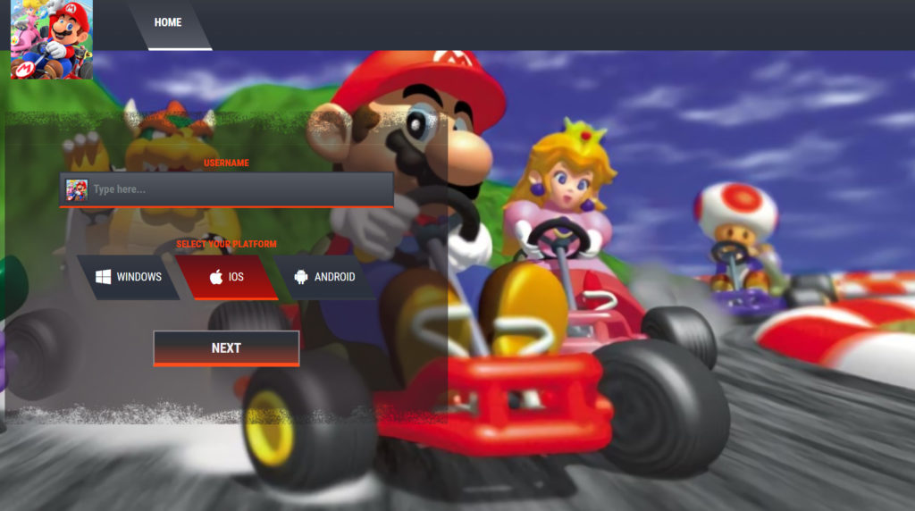 MARIO KART TOUR HACK IOS APK