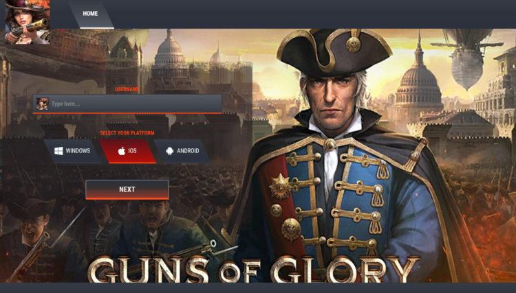 Guns of Glory Cheats
