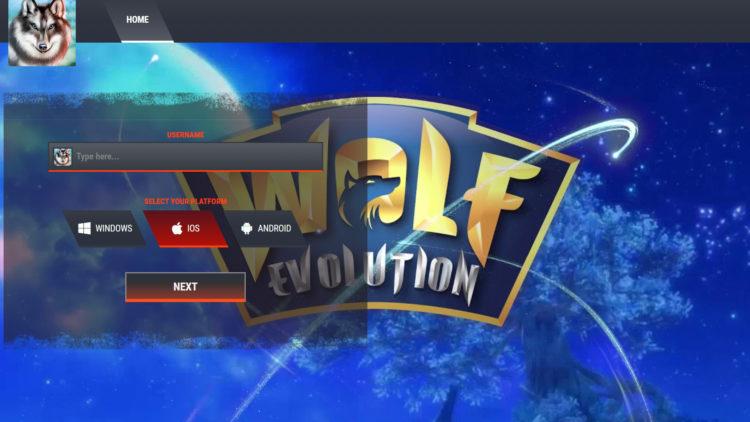 Wolf The Evolution Cheats