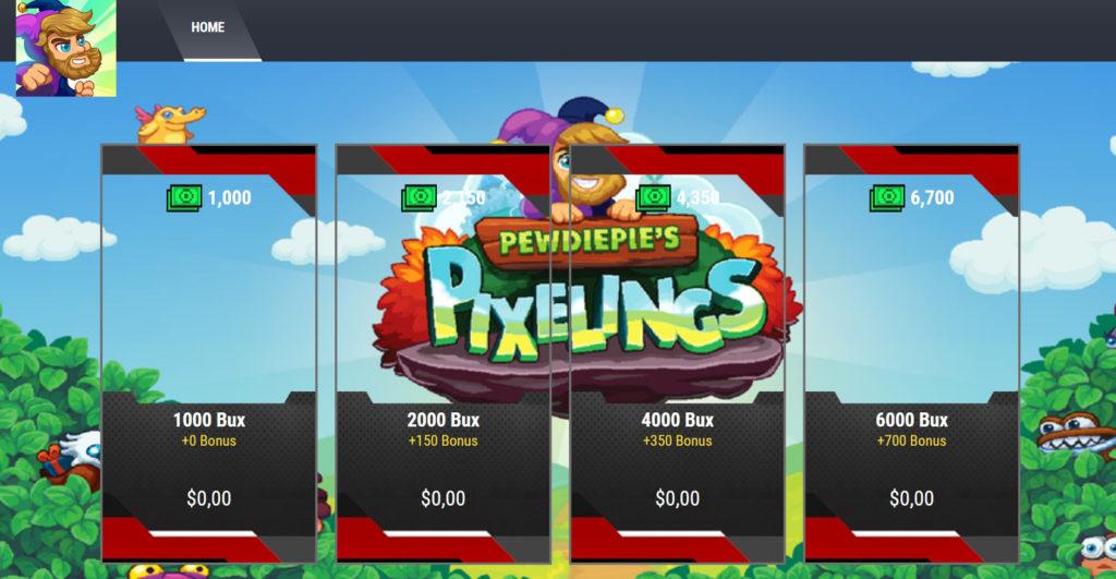 pewdiepies-pixelings-cheats-mod
