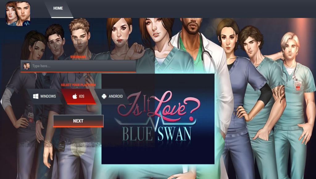 Is it Love Blue Swan Hospital Cheats