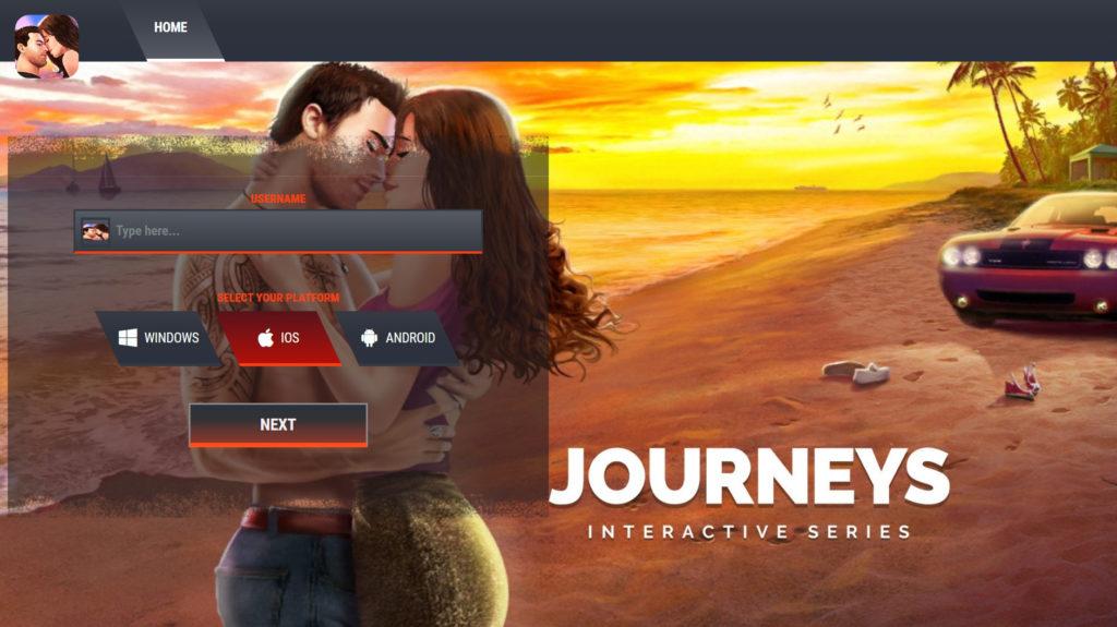 Journeys Interactive Series Mod Hack Tickets Unlimited