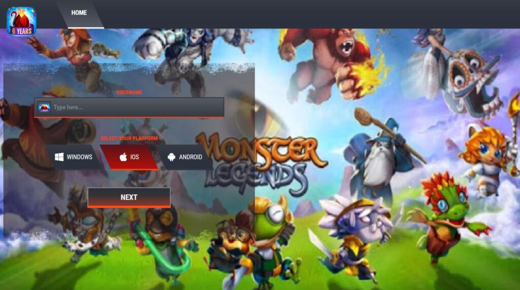 Monster Legends Hack Cheat