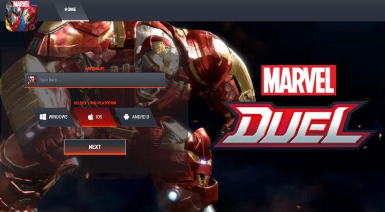 Marvel Duel Hack [Get Stardust]