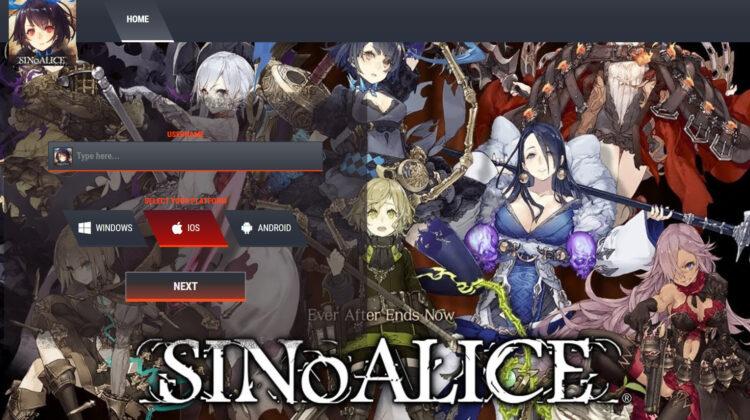 Sinoalice Hack [Crystals]