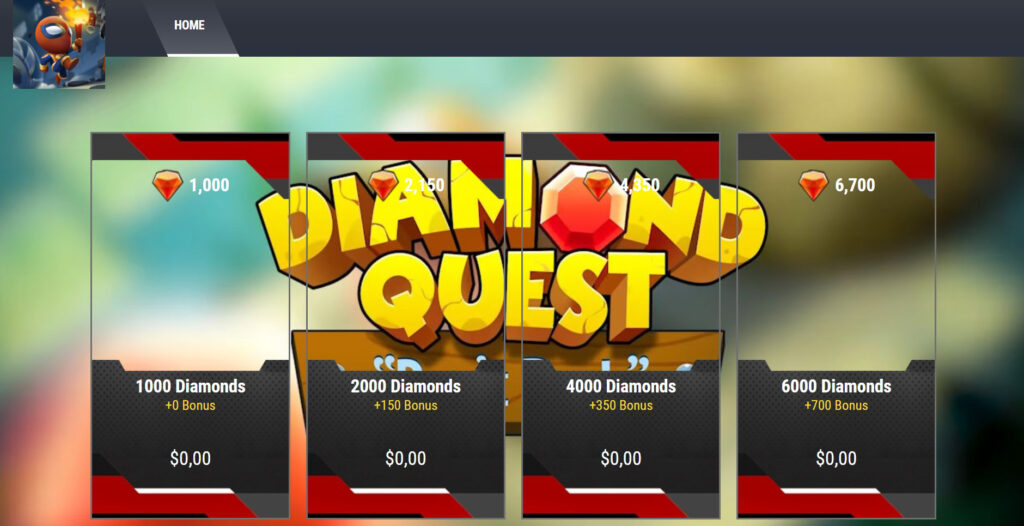 diamond-quest-dont-rush-hack