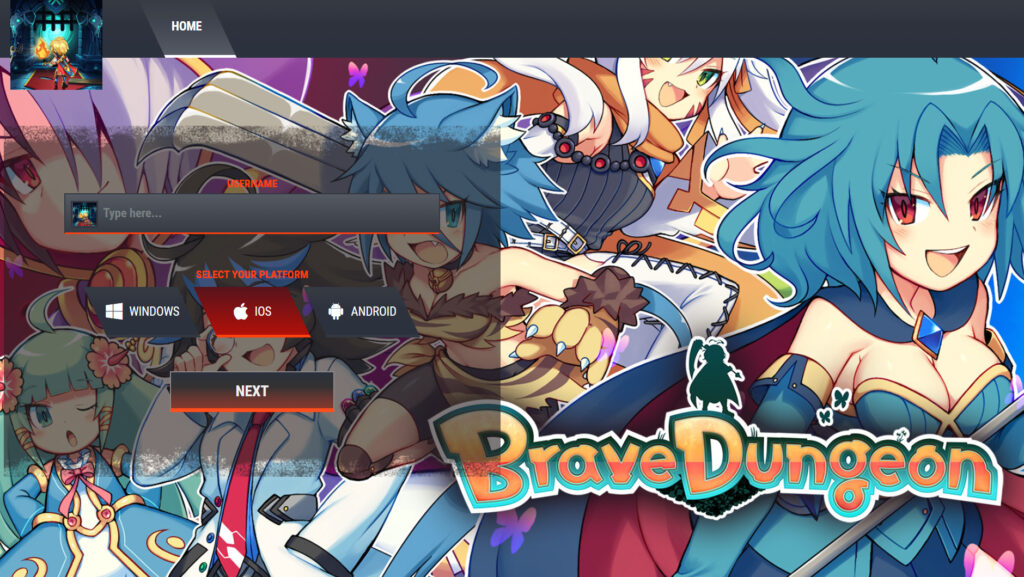 Brave Dungeon Hack IOS Android Mod Apk