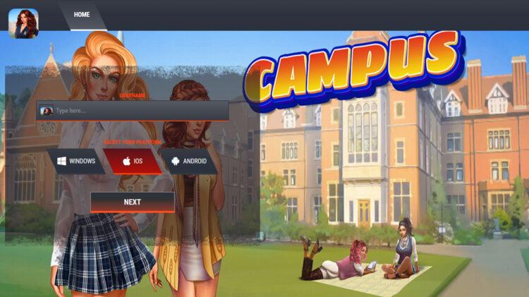Campus Date Sim Hack Mod Bucks and Energy