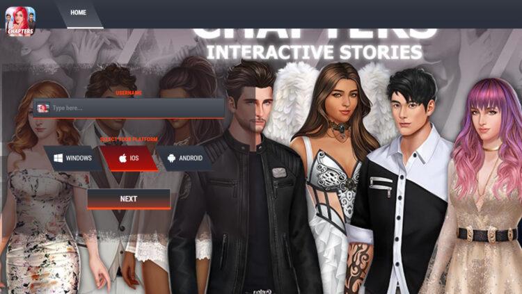 Chapters Interactive Stories Hack Mod Diamonds