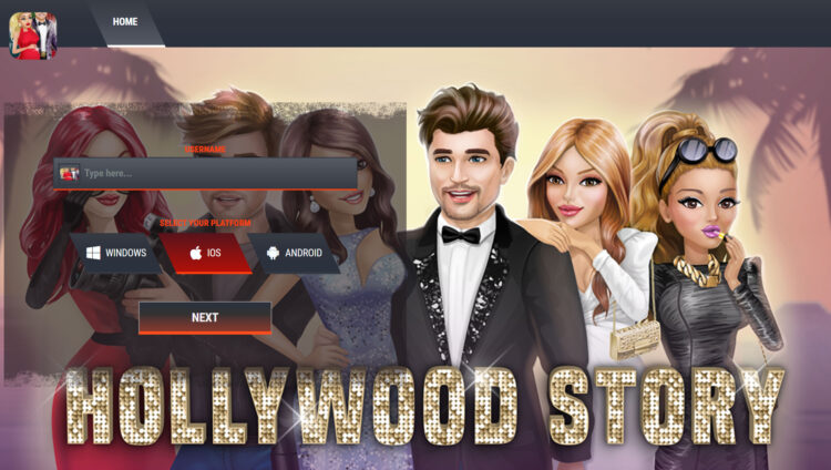 Hollywood Story Hack Mod Diamonds and Cash