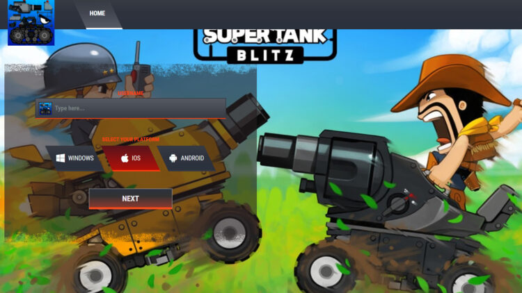 Super Tank Blitz Hack Mod Apk IOS Gems and Gold
