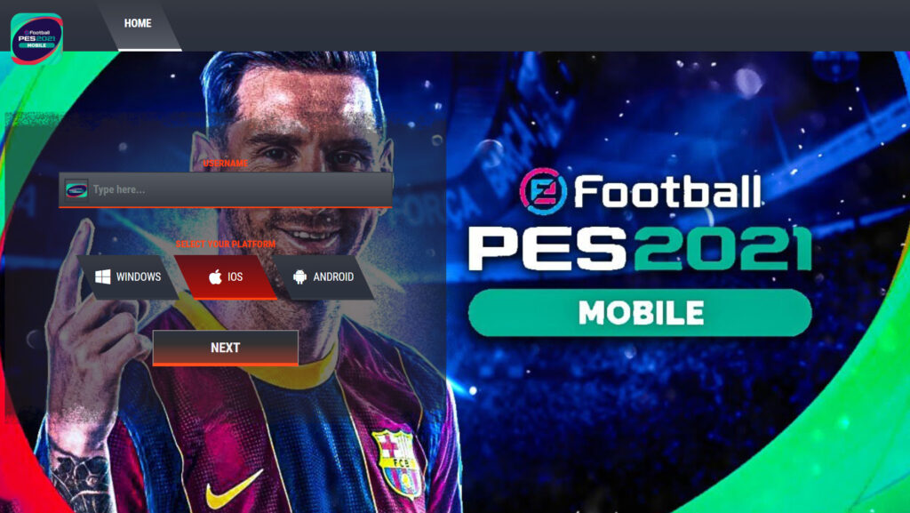 eFootball PES 2021 Mobile Hack Mod GP and Myclub Coins
