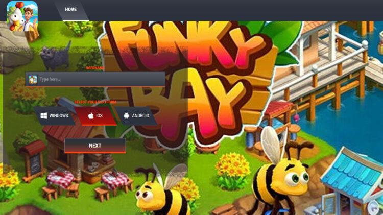 Funky Bay Mod Hack 2021