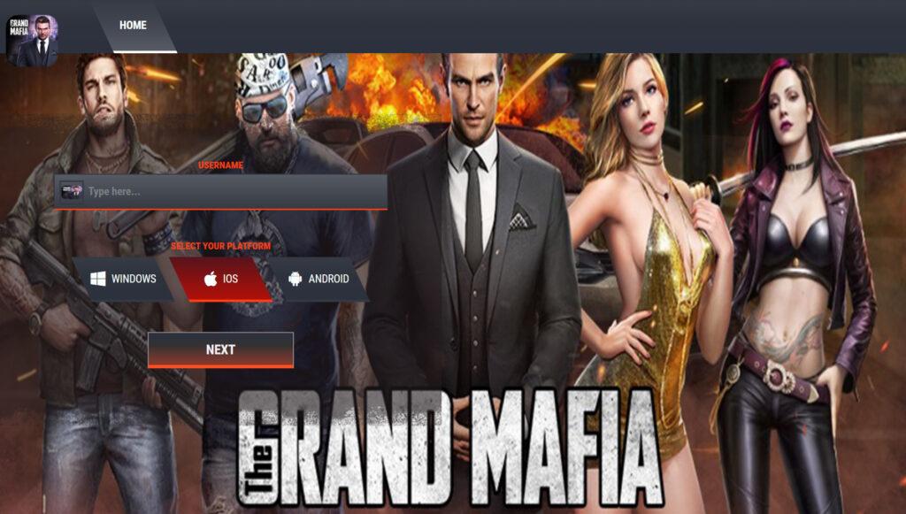 The Grand Mafia Cheats Hack redemption code Hack free gold mod guide