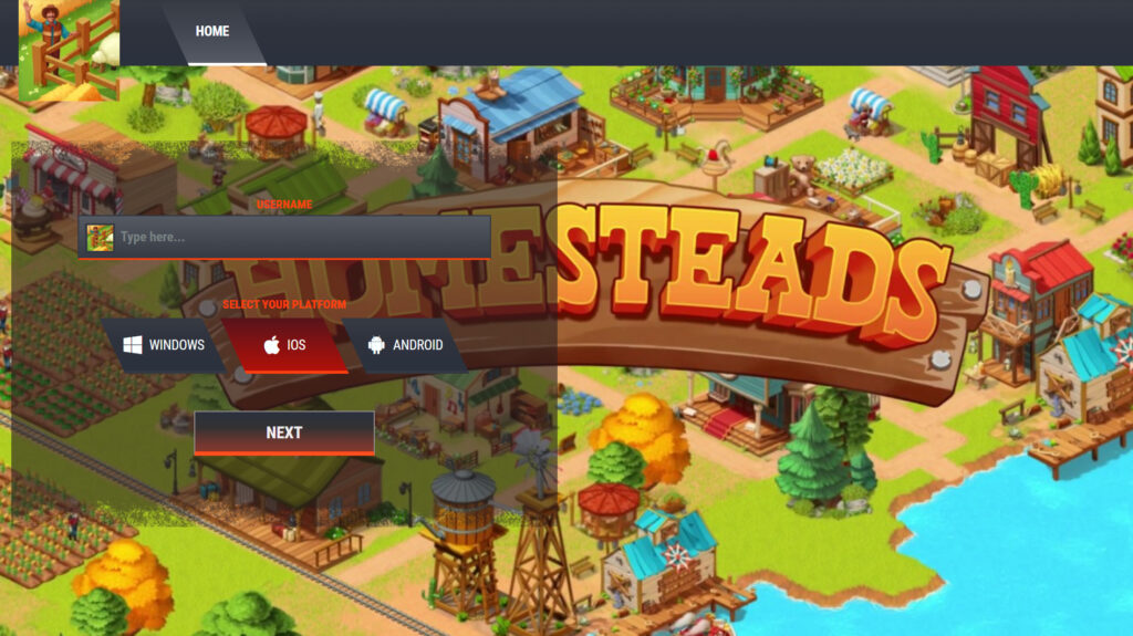 Homesteads Hack Coins and Dollars IOS Android Mod Apk