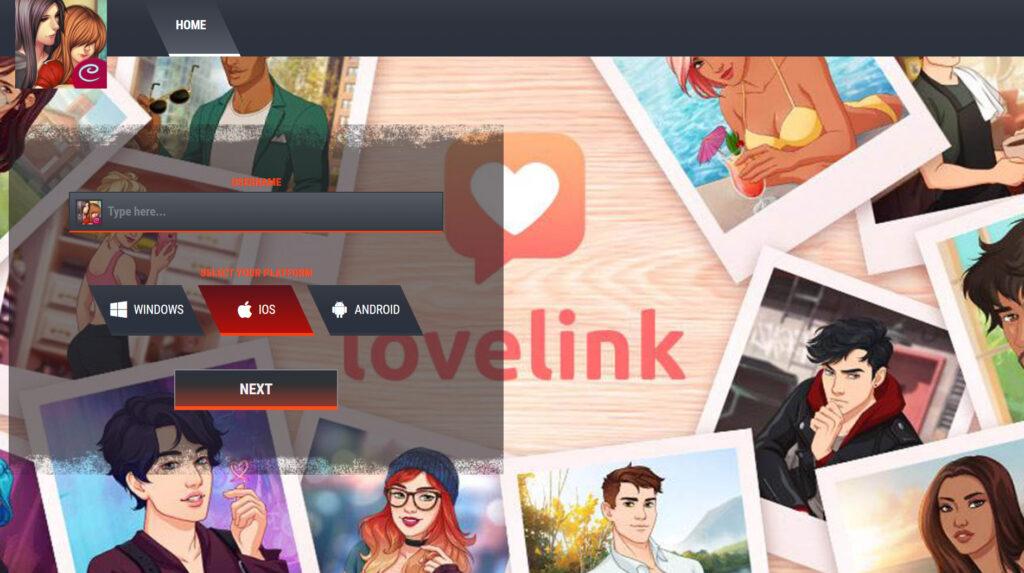 Lovelink Chapters of Love Hack Gems