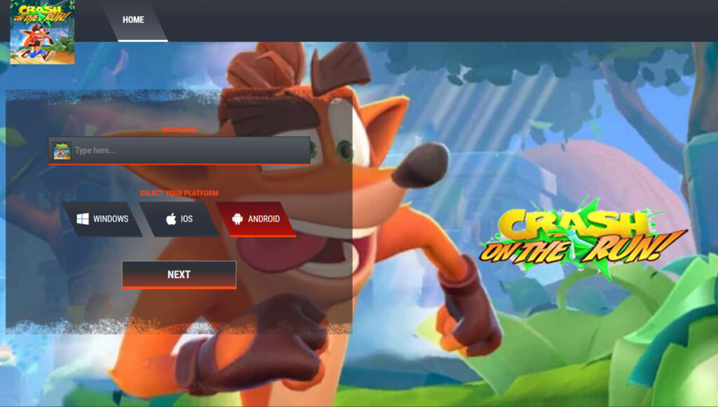 Crash Bandicoot On the Run Hack Cheats Crystals IOS Android