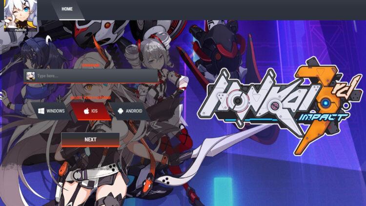 Honkai Impact 3 hack mod crystals