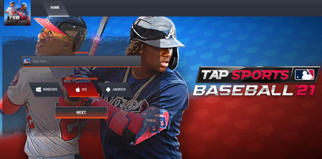 MLB Tap Sports Baseball 2021 Hack Gold Cash IOS Android