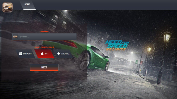 Need for Speed No Limits Hack Mod Gold and Cash