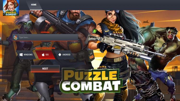 Puzzle Combat Hack mod unlimited gold