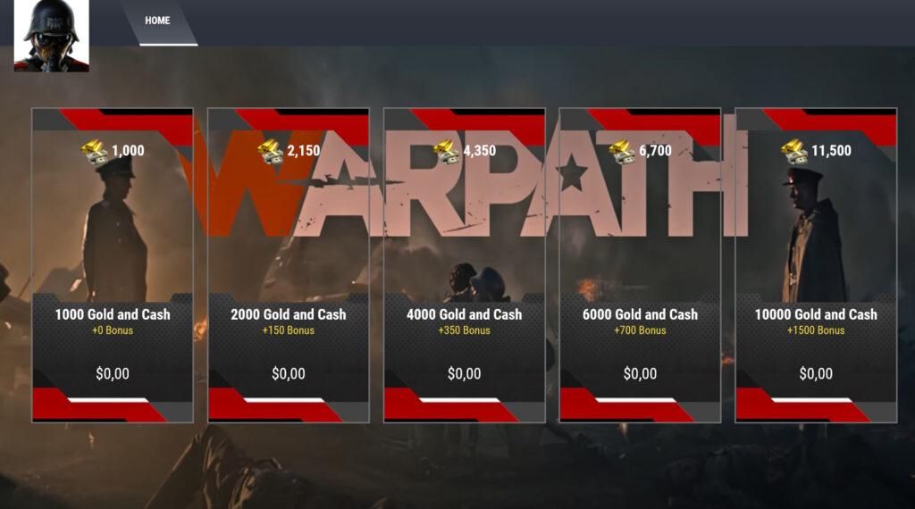 warpath-hack-gold